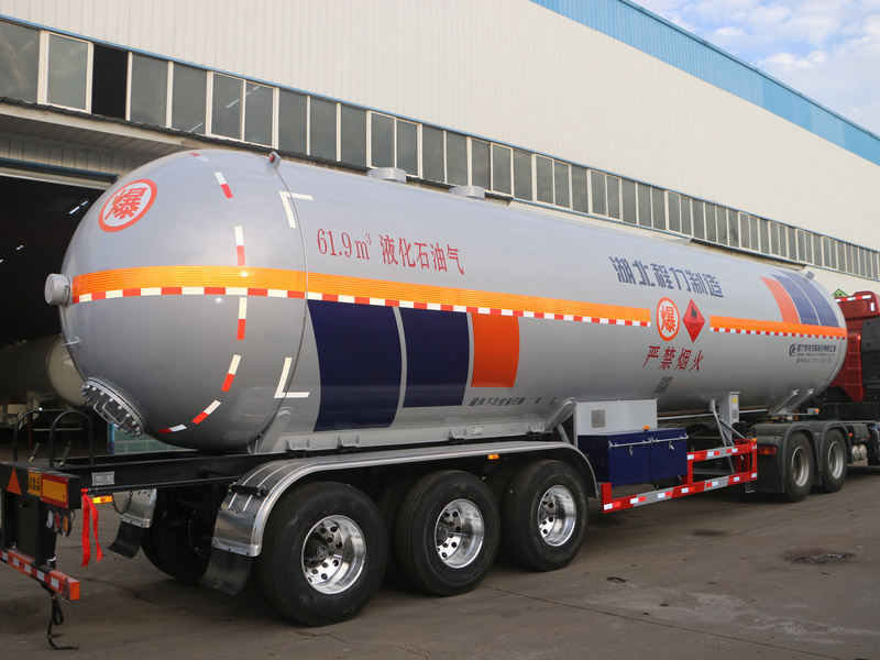程力液化气槽车及888sl集团网址的主要工序