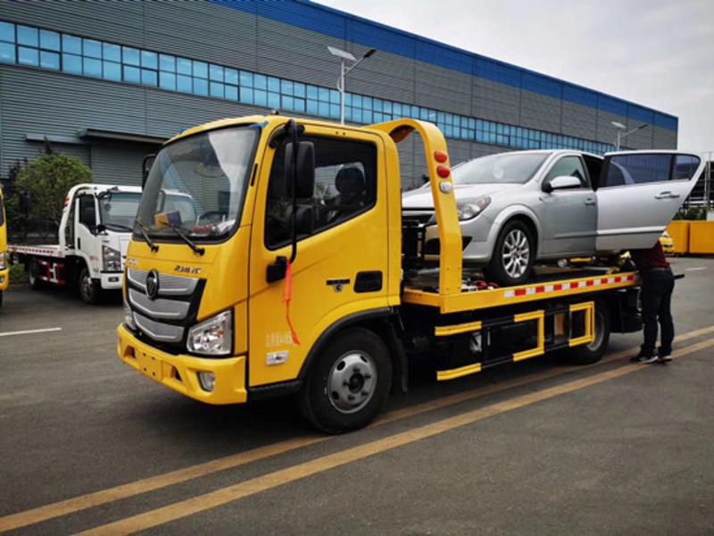 粤海清障车为什么得到更多拖车用户的认可?宏宇清障车优势在何处?
