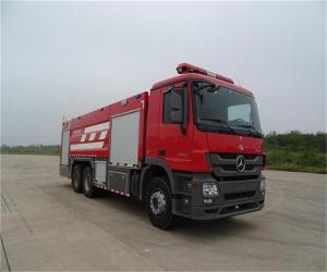 12噸奔馳泡沫消防車|進口泡沫消防車|進口滅火車