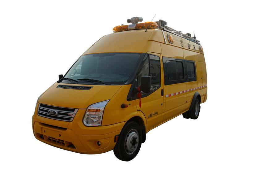 国六福特新时代V348气防救险车