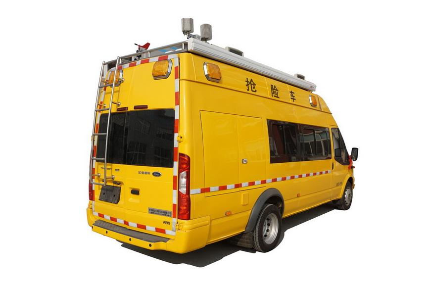 国六福特新时代V348气防救险车图片