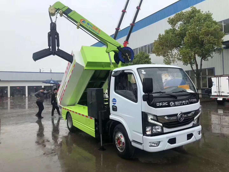 国六东风清淤车