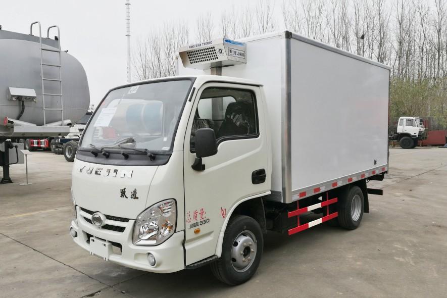 跃进小福星冷藏车-小型冷藏车