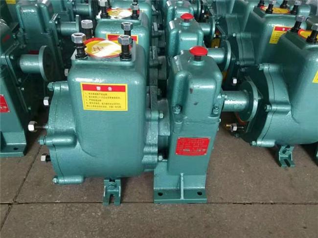 吸污车水循环泵和真空泵的区别