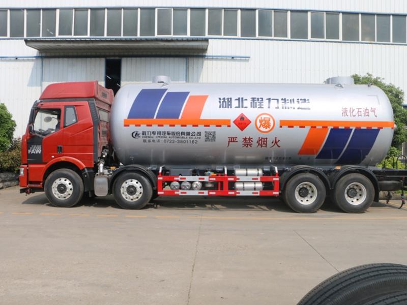 液化气槽车一般会遇到哪些突发状况?