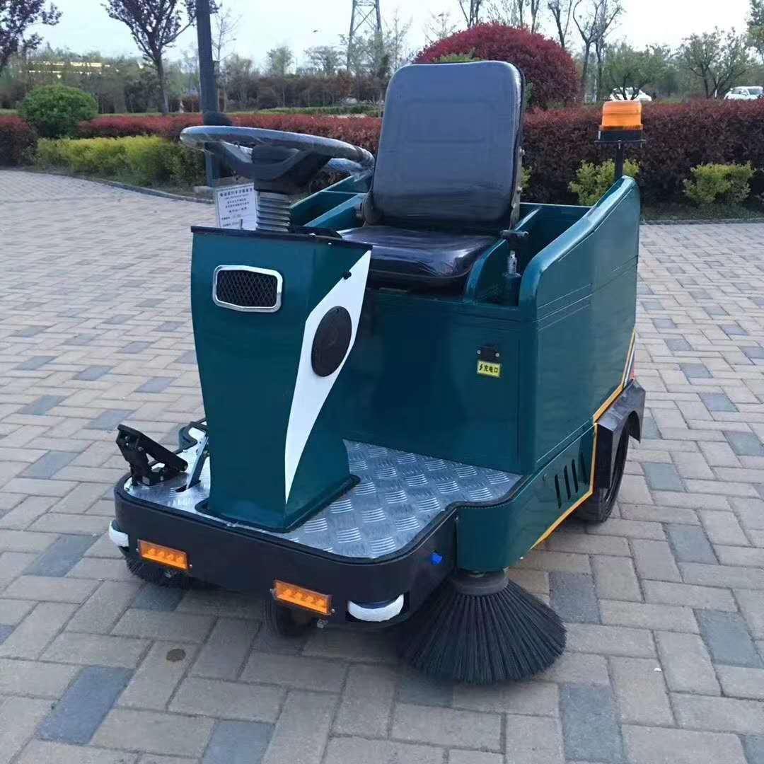 纯电动微型扫地机扫地车图片