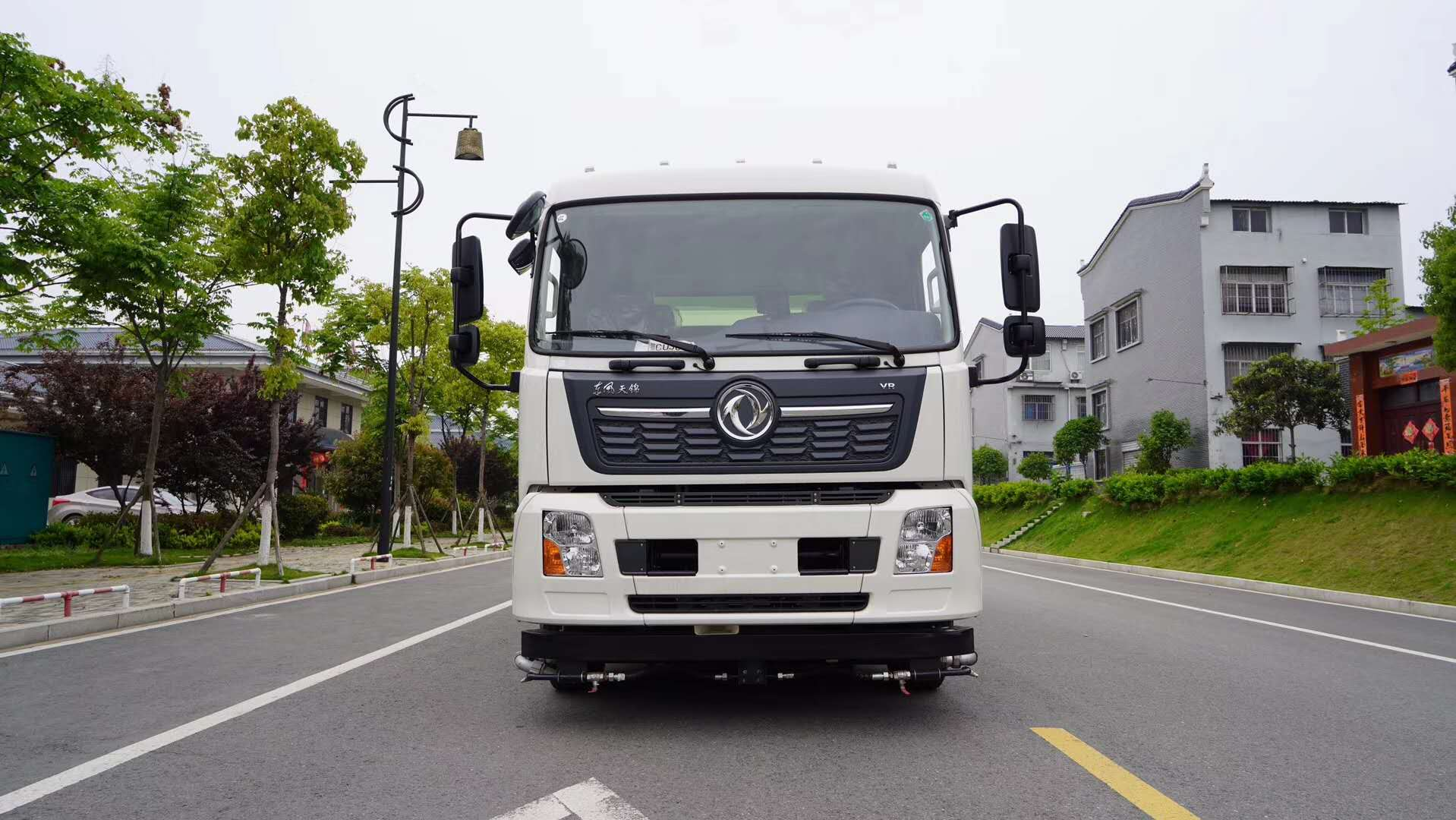厂家直销国六东风天锦16方环卫道路洗扫车价格
