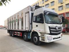 生猪运输车厂家价格_铝合金猪苗运输车_恒温拉猪车多少钱