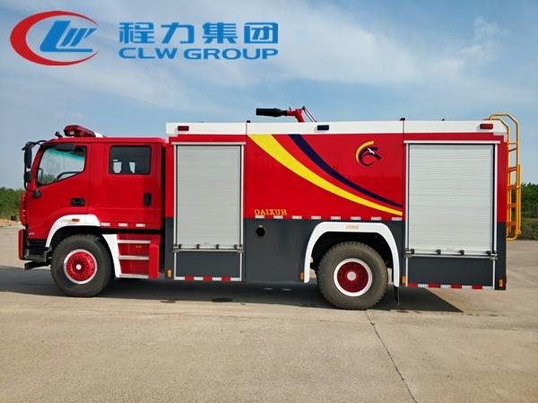 福田8噸泡沫消防車