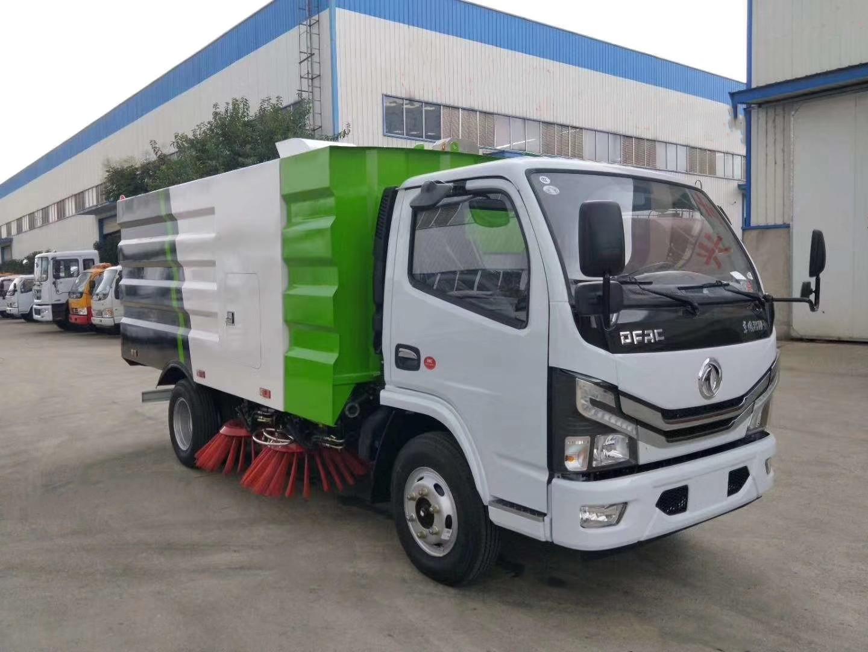 小多利卡掃路車(國六5方)圖片