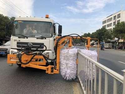 东风高速护栏清洗车多少钱