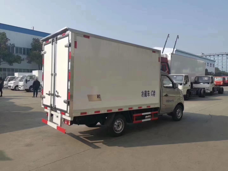 长安跨越王3米冷藏车图片