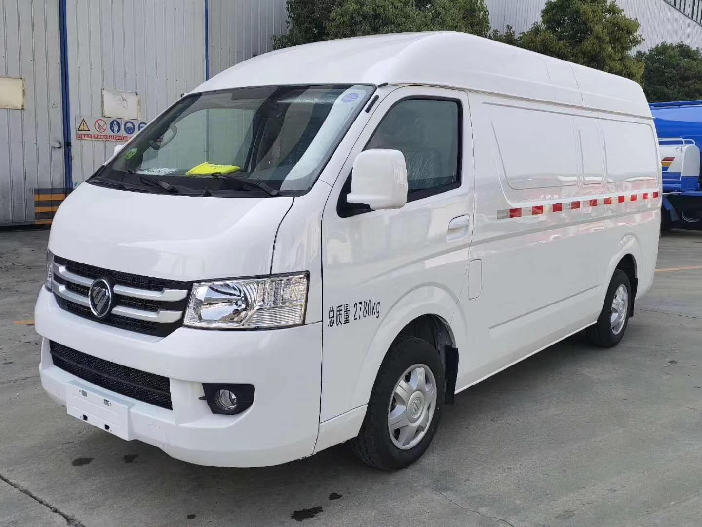 国六福田G7面包冷藏车(热销中)
