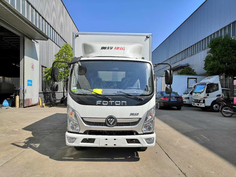 国六福田奥铃捷运4米1冷藏车(热销中)图片
