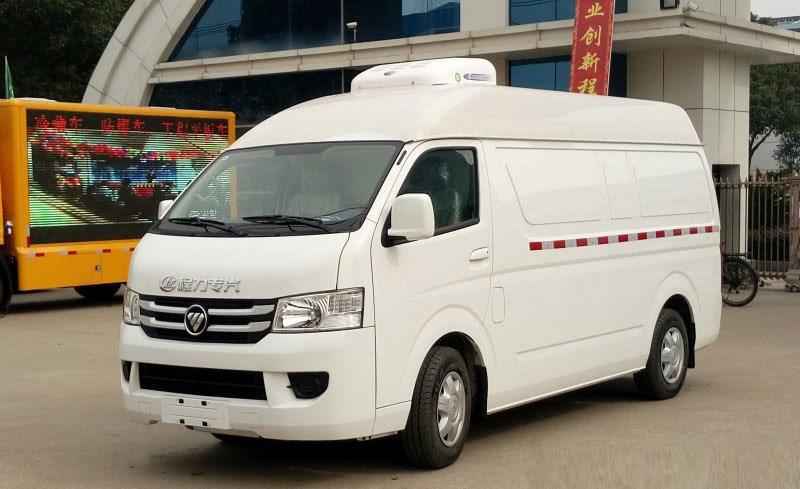 福田G9双排冷藏车