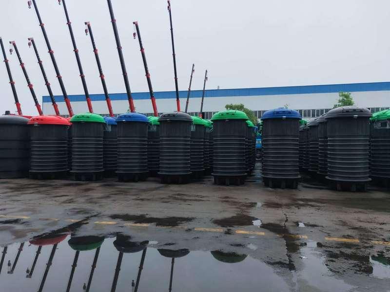 2020年最新款深埋式垃圾桶、地埋垃圾桶,你比较你做主