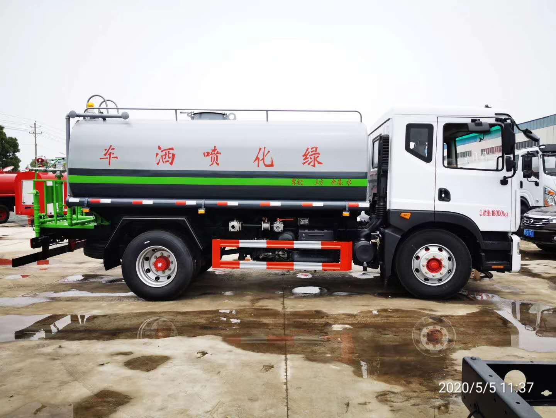 河北國六灑水車多少錢?