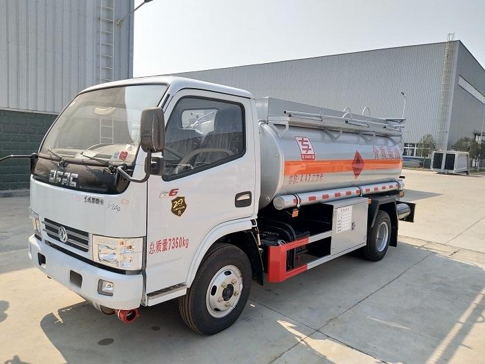 5吨加油车