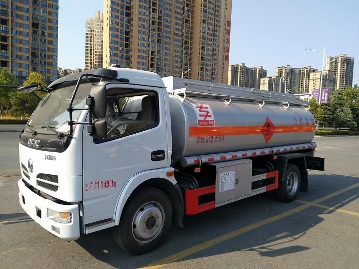 8吨加油车