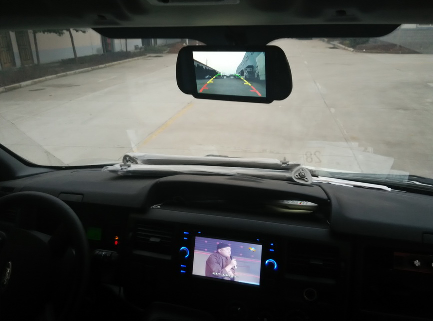 福特V348警犬運輸車圖片