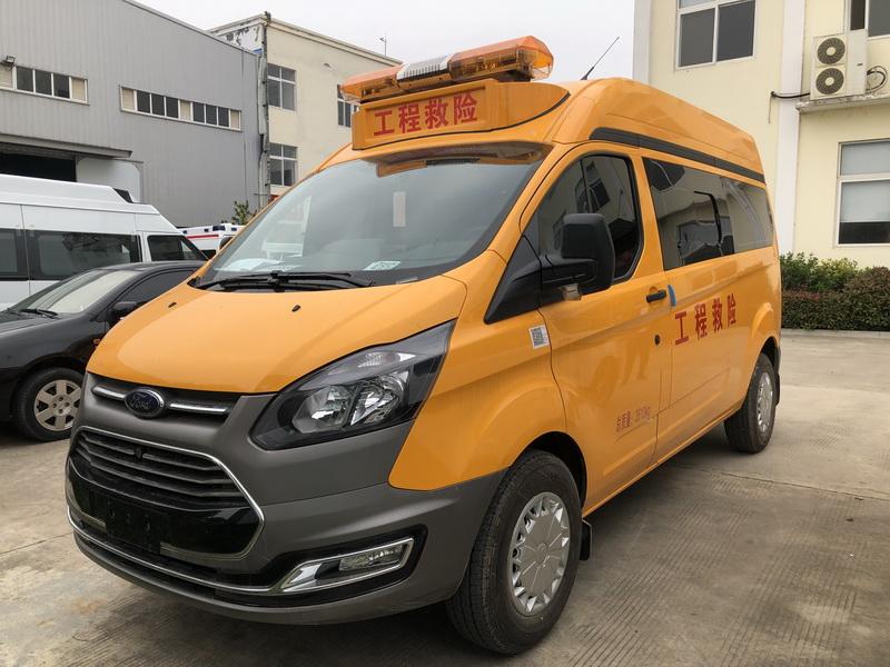 福特新全順V362救險車