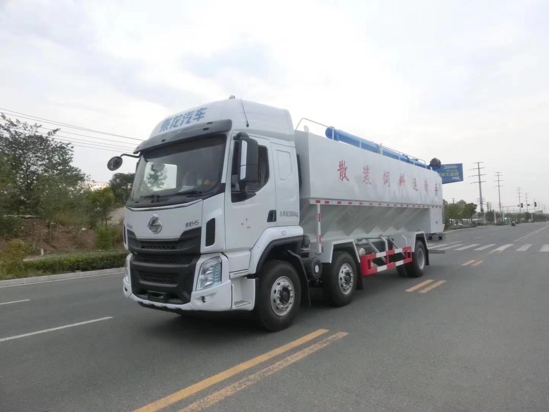 江蘇連云港牧原飼料運輸車一公里1.2元能掙多少錢的