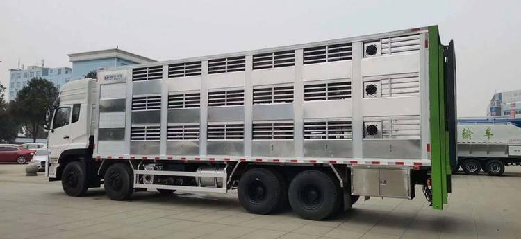 程力畜禽運輸車廠家直銷價格圖片圖片
