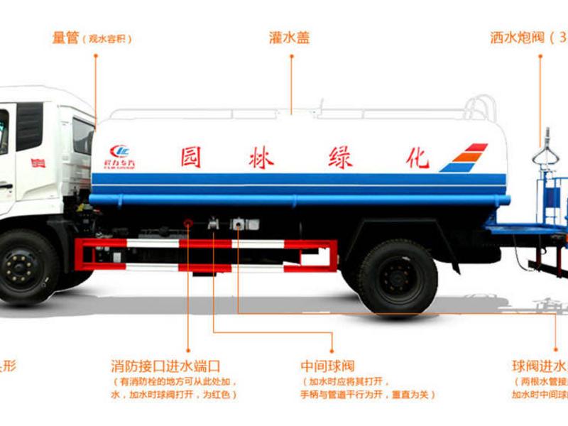 洒水车的水泵怎么保养