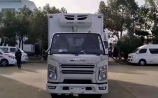 江铃新顺达4米2(国六)冷藏车图片