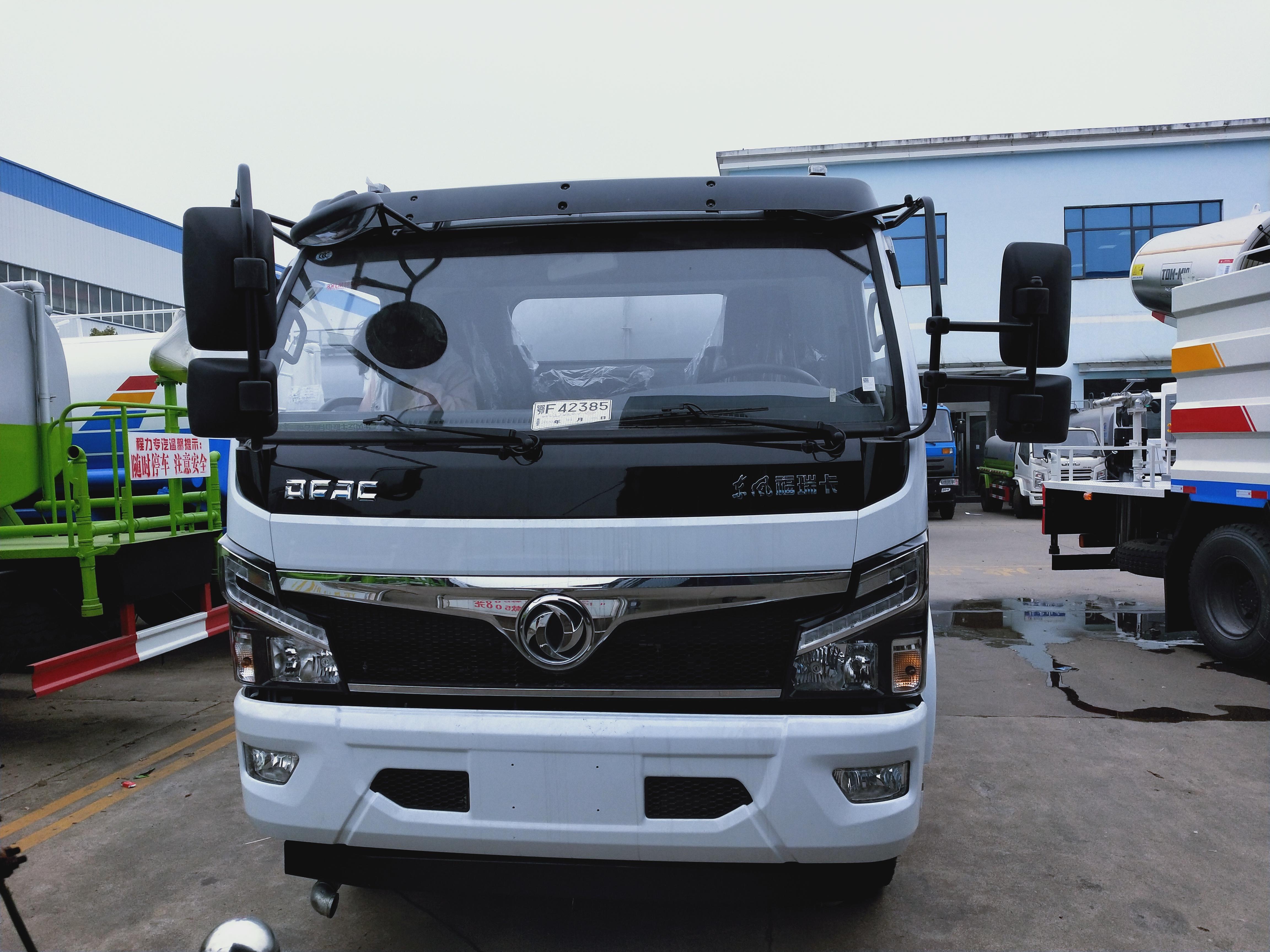 國六東風30米霧炮車價格多利卡D7灑水車廠家10噸最新圖片