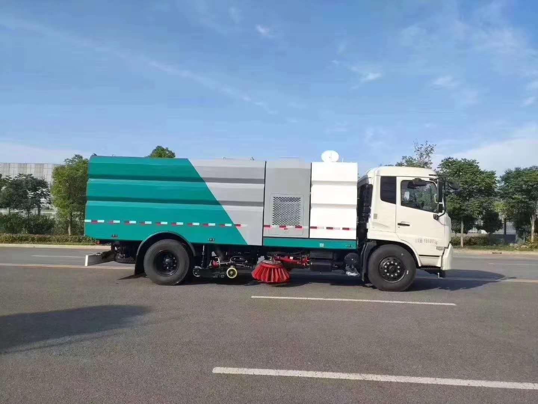 國六天錦洗掃車配置圖片介紹車型報價圖片