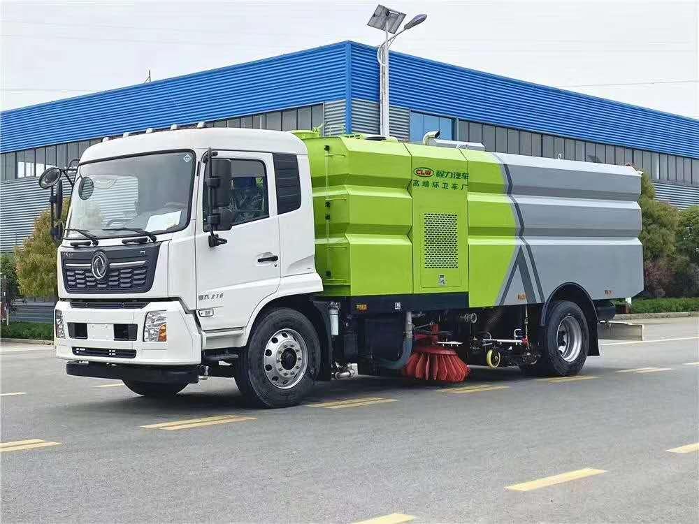 國五國六洗掃車現車直銷配置圖片介紹圖片