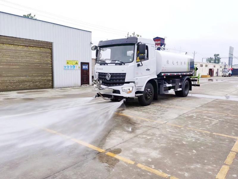 东风D3 12吨雾炮车图片