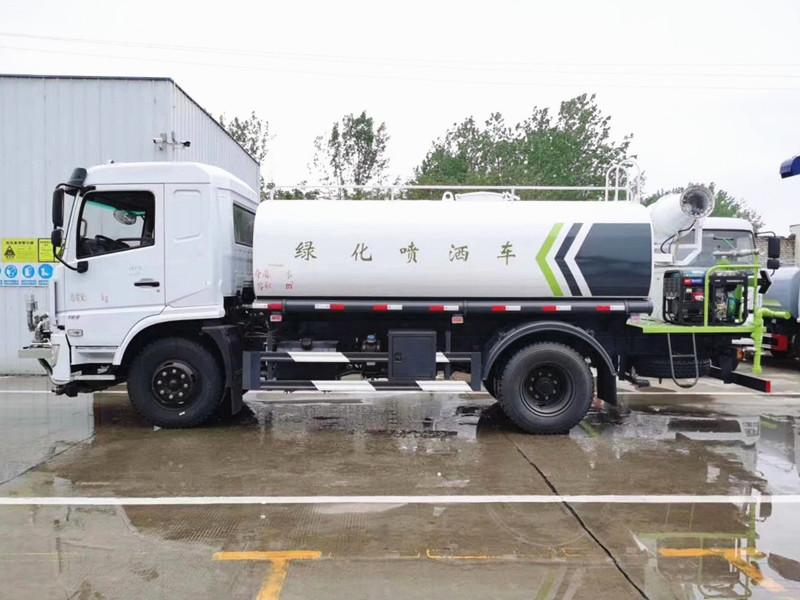 东风T3L 10吨 雾炮车 洒水车图片