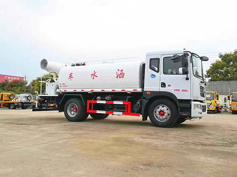 国六 东风 多利卡 D9 30米-50米 10吨 雾炮车图片