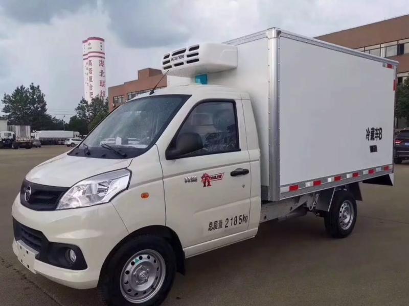 江苏冷藏车哪里买?冷藏车多少钱?