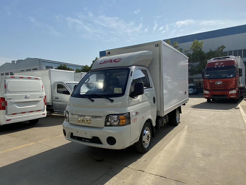 国六江淮康玲3米5冷藏车