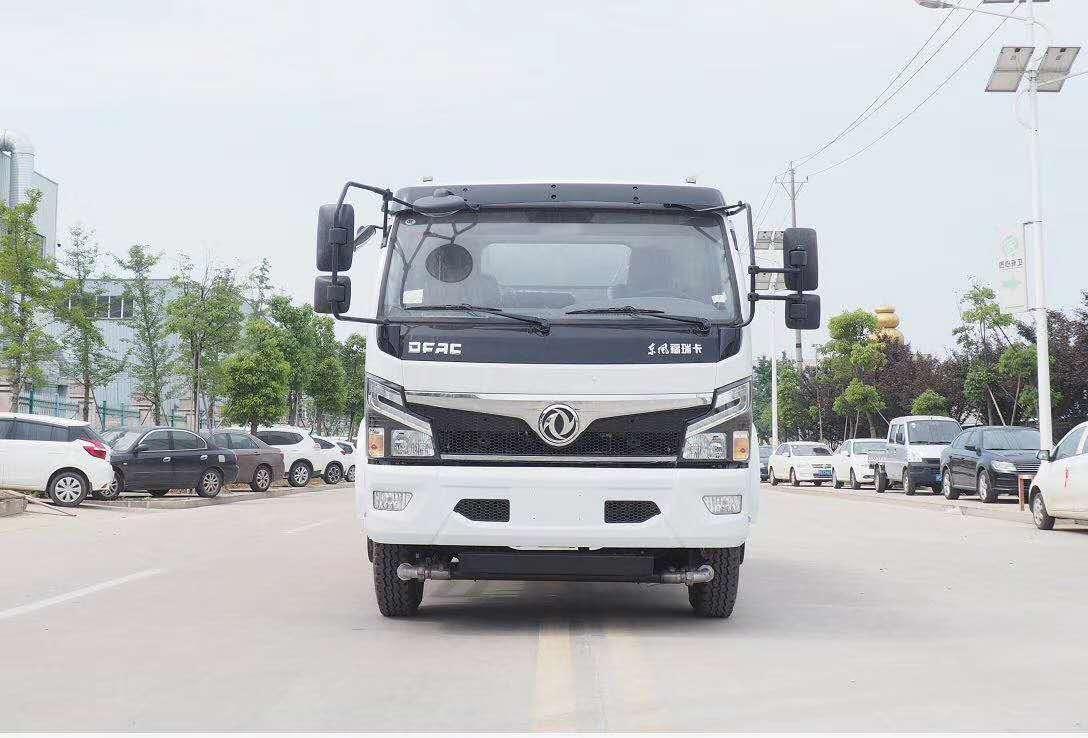 國六5方灑水車現車直銷配置圖片介紹專業廠圖片