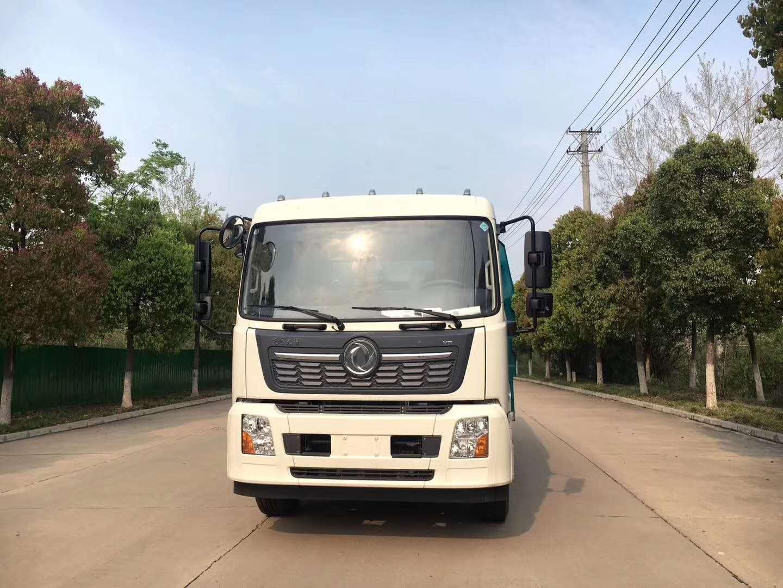 东风天锦国六扫路车厂家报价图片