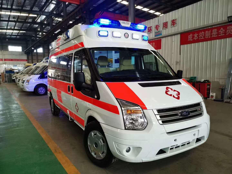 福特監護型負壓救護車負壓倉廠家圖片介紹圖片