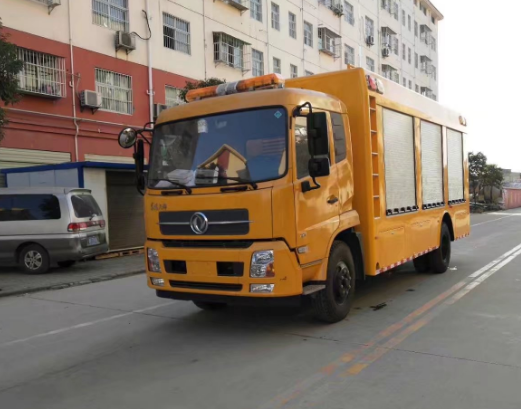 東風3200立方工程搶險車_應急防汛救險車廠家價格直降8萬!