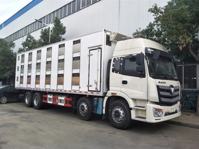 東風天龍運豬車|9米6運豬車|運豬車多少錢|運豬車廠家報價直銷