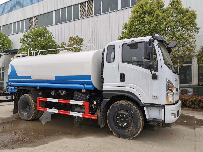 特價東風D1L12噸灑水車圖片