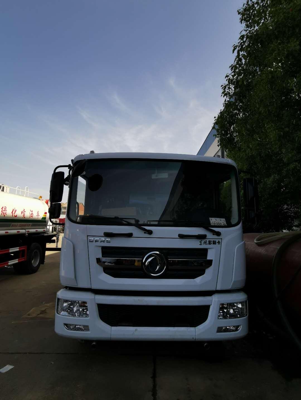 東風國六D9壓縮式垃圾車  10方壓縮式垃圾車生產廠家價格 壓縮式垃圾車視頻圖片