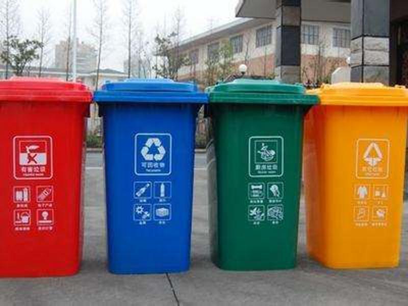 杏花岭区清洗垃圾桶有了专用车