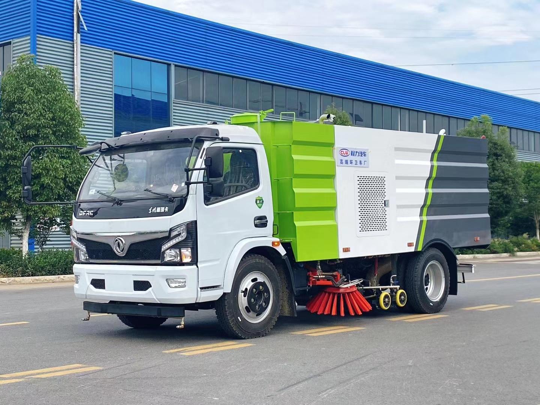 东风国六洗扫车