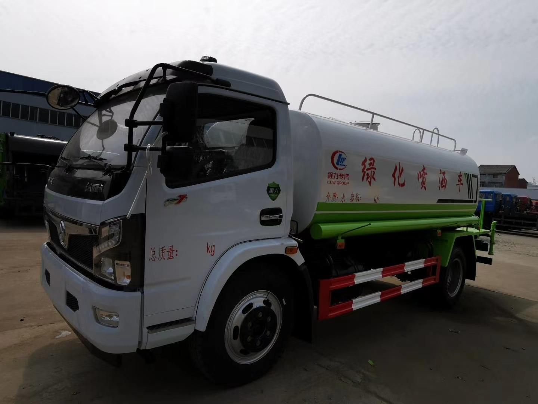 东风国六洒水车 福瑞卡洒水车
