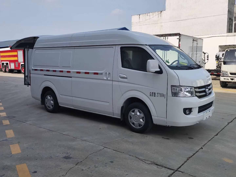 国六福田G7面包冷藏车(热销中)图片
