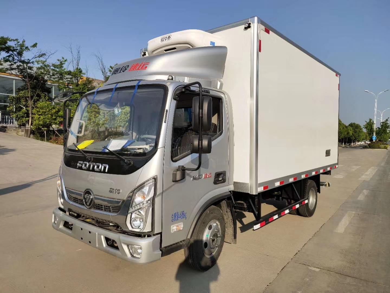 国六福田速运4米2冷藏车(热销中)