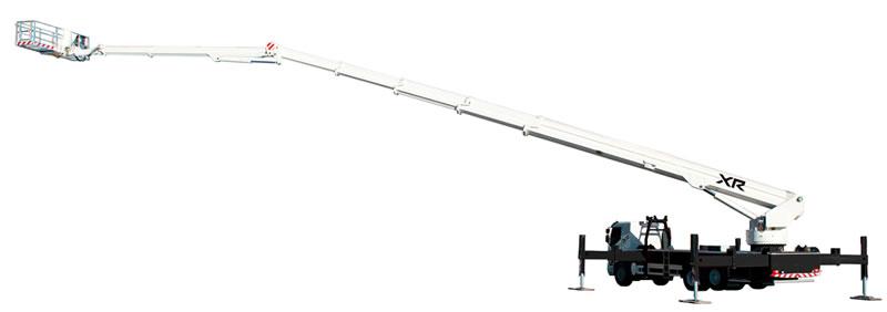二手54米直臂高空作业车/54米进口高空作业车/5米登高车图片